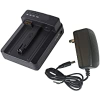 RivenAn LP-E4 Battery Charger For Canon EOS 1Dx 1Ds Mark III EOS 1D Mark IV LC-E4 LPE4