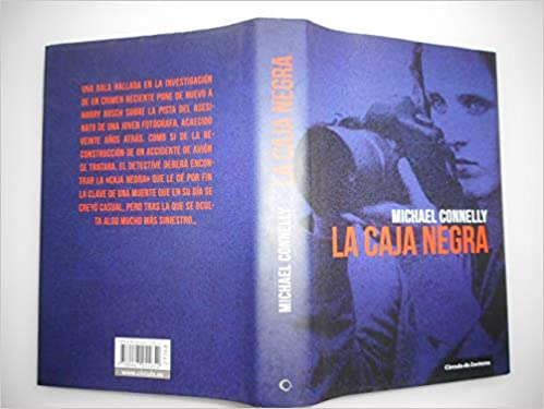 La Caja Negra: Amazon.es: Connelly, Michael: Libros