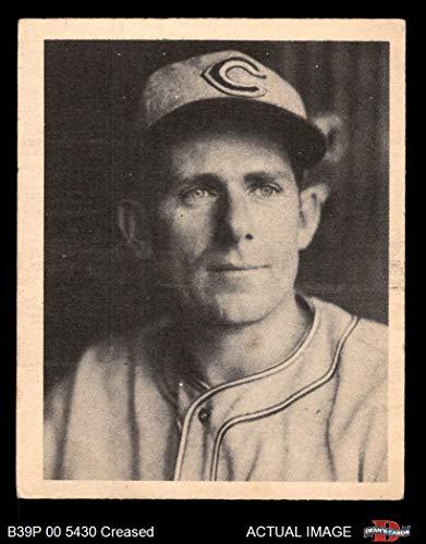 1939 Play Ball # 15 Paul Derringer Cincinnati Reds (Baseball Card) Dean's Cards 2 - GOOD Reds