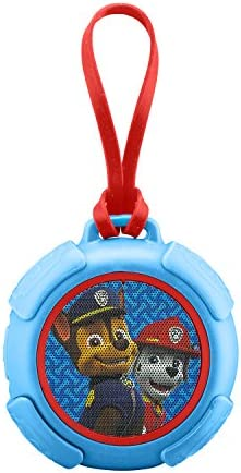 Nickelodeon Paw Patrol Kids Speakers Portable, Bluetooth, Rechargeable Kids Electronics Add To Your Paw Patrol Party Supplies