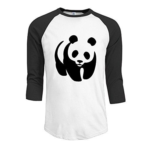 (Man's Fashion Best Sale Panda O-neck Baseball Jerseys)