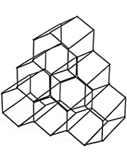 Compactor, Flessenhouder, metaal, brons, mat, afmetingen: 28 x 28 x 14, 5 cm, RAN8663