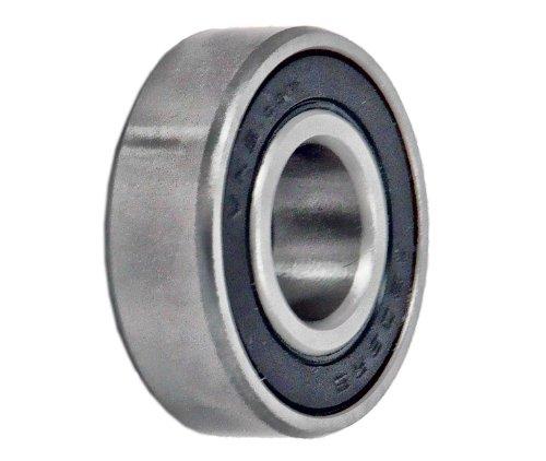10x35x11 Sealed Vxb Ball Bearings (2 Sealed Bearing 6202-10-2RS 5/8 x 35x11 Ball Bearings Inch VXB Brand)