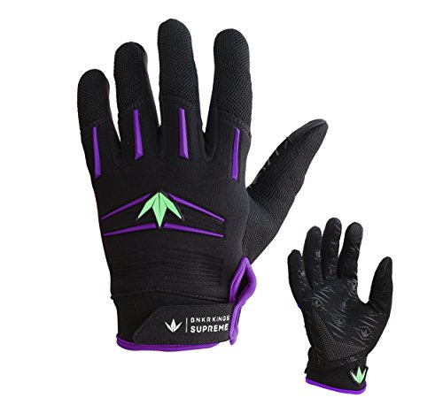 Professional Paintball Glove - 6