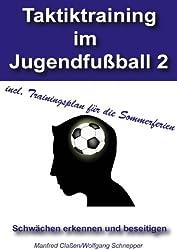 Taktiktraining im Jugendfußball 2: Schwächen erkennen und beseitigen