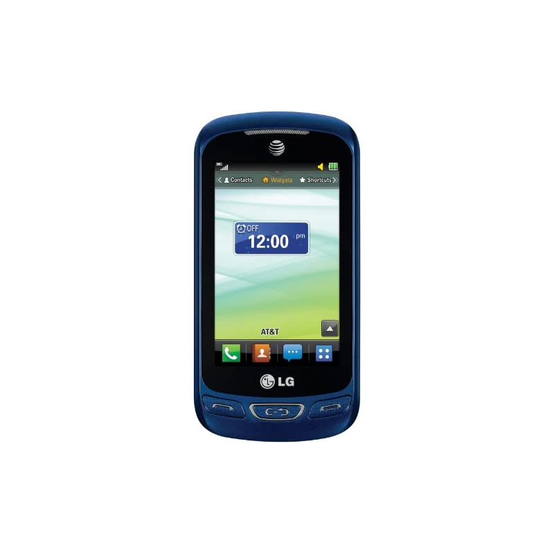 LG Xpression 2, Blue (AT&T)