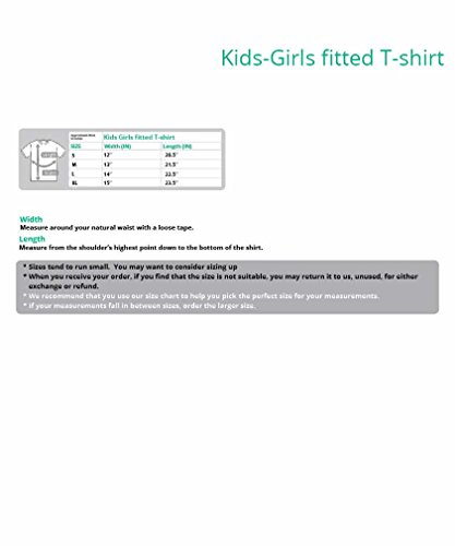Im 5 5th Birthday Party Toddler Gift Idea Cute Girls Fitted Kids T Shirt