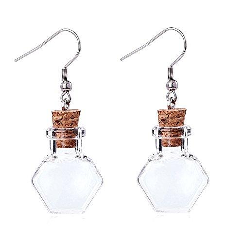 Bottle Earrings - 2