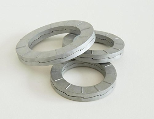 bon Steel Delta Protect Finish Wedge Lock Washers, 100 pk. ()