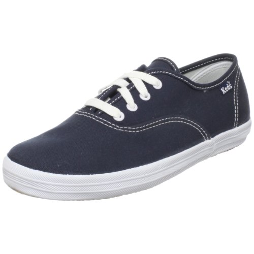 on CVO Sneaker (Toddler/Little Kid/Big Kid),Navy/White,1 M US Little Kid (Keds Lace Shoes)