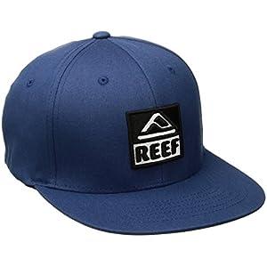 Reef Men's Classic Block II Hat, Navy, One Size