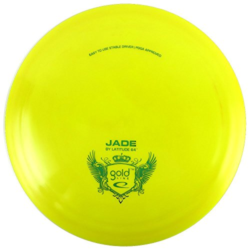 - Latitude 64 Gold Line Jade Light Fairway Driver Golf Disc [Colors May Vary] - 145-159g