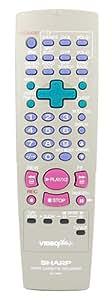 SHARP VCMH705 mando a distancia