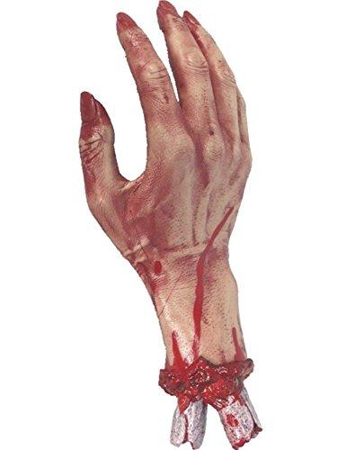 Mano sanguinante
