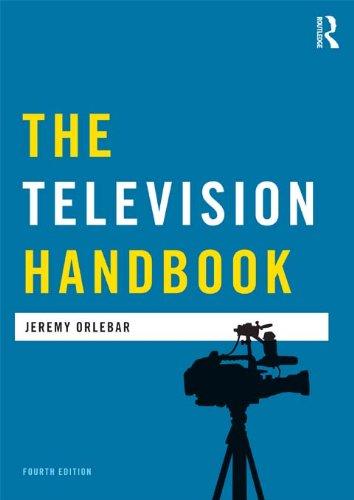 The Television Handbook (Media - Orlebar