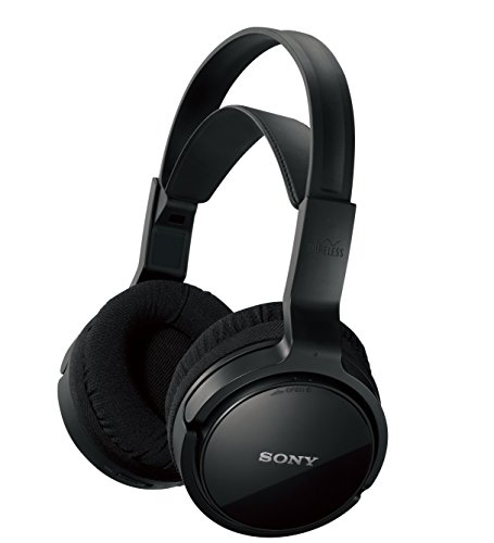 Sony Wireless RF Headphones (MDR-RF912RK) (Sony Mdrrf985rk Wireless Rf Headphone Black Review)