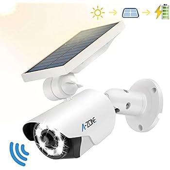 Amazon.com: Fugetek FT-329 - Luz solar con sensor de ...