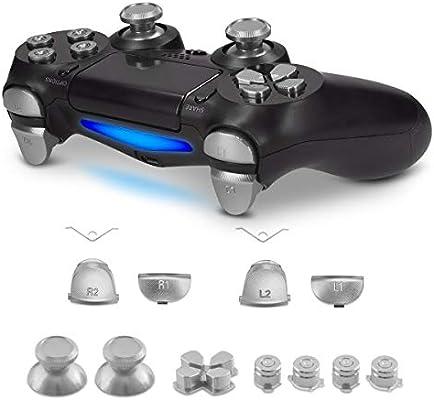 kwmobile Botones de repuesto compatible con Playstation ...