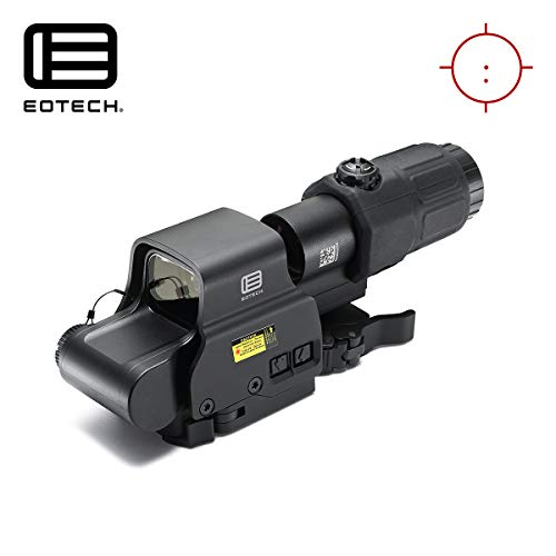EOTECH HHS II Holographic Hybrid Sight - EXPS2-2 with G33 Magnifier (Best Eotech Holographic Sight)