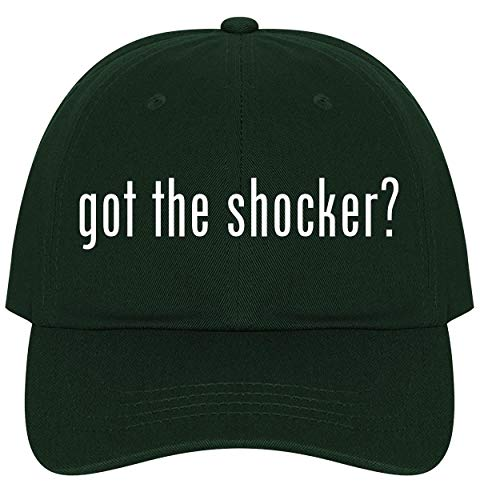 got The Shocker? - A Nice Comfortable Adjustable Dad Hat Cap, Forest