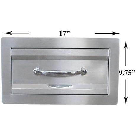 SUNSTONE C SD7 17 Inch Premium Single Access Drawer