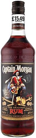 Morgan Ron oscuro PMP 15.49 70cl (Pack de 70 cl): Amazon.es ...