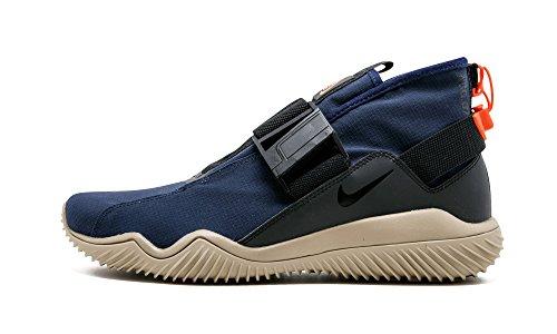 Nike Mens Komyuter Wandelschoenen Obsidiaan / Zwart-kaki