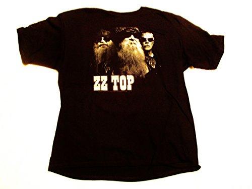 2013 ZZ Top Concert T Shirt U.S. Tour Dates XL - S Top Zz
