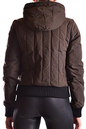 Refrigiwear Damen MCBI254021O Braun Baumwolle Jacke