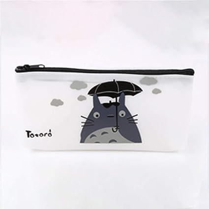 AMA-StarUK36 Totoro - Estuche escolar para estudiantes, color 02: Amazon.es: Oficina y papelería