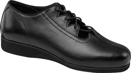 Drew Shoe Women's Nicole Oxford,Black,8 N US (Nicole Oxford)