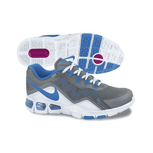 Air Max Tr 2K12 Calzado deportivo Formación Grey/White/Fuschia/Photo Blue
