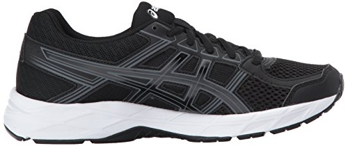 ASICS Womens Gel-Contend 4 Running Shoe, Black/Carbon, 6 D US by ASICS (Image #7)