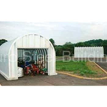 Etonnant Duro Span Steel M16x21x11 Metal Building Industrial Heavy Machinery Storage  Shed U0026 Carport