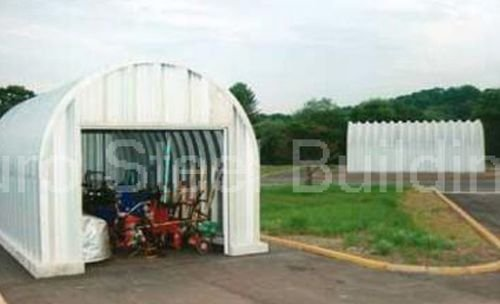 Duro Span Steel M16x21x11 Metal Building Industrial Heavy Machinery Storage Shed & Carport from Duro Span