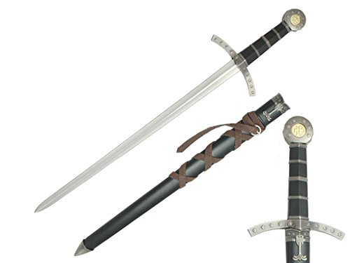 Templar Sword with Sheath