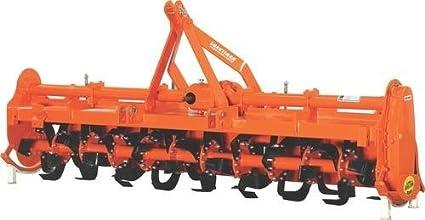 M G Tractors Shaktiman Rotavator 7feet Amazonin Home Kitchen