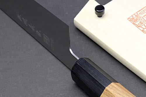 Amazon.com: Yoshihiro Molybdenum Wa Gyuto - Cuchillo de chef ...
