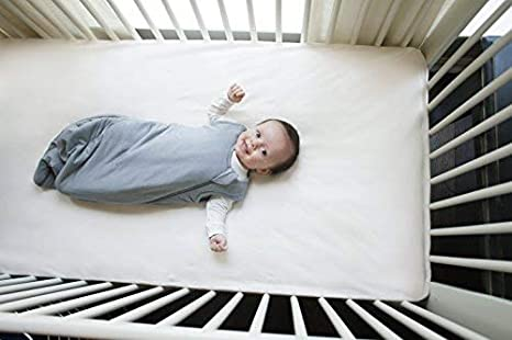 Made of Soft Bamboo Rayon Material 0-6 Months, Slate Kyte BABY Sleeping Bag for Toddlers 0-36 Months 1.0 Tog