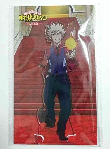 My Hero Academia Fes Acrylic Stand Figure Katsuki Bakugo Horikoshi Jump mha JP