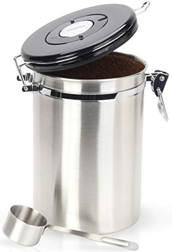Gorgeous Coffee Canister Stainless