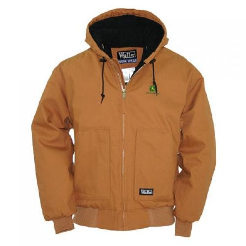 Dealer Exclusive Adult Insulated Heavyweight Brown Jacket - Tall - XL