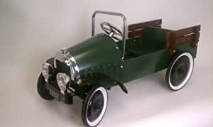 1929 Jalopy pick up truck Pedal Car green