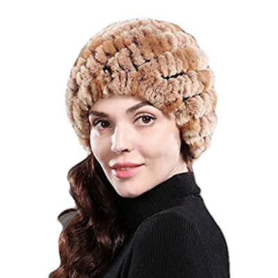 York Zhu Beanie Hat for Womens - Thick, Soft Warm Chunky Beanie Hats for Women