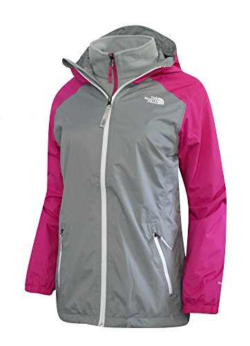 THE NORTH FACE youth girls MOLLY TRICLIMATE JACKET MID GREY (XL 18) by The North Face