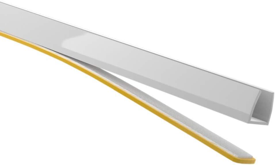 Canaleta para cables autoadhesiva Marmat 8622 LS T 6 x 8