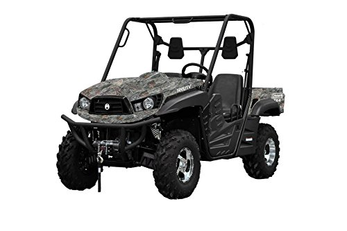 Coleman Outfitter 500 – 500cc 4WD Utility Vehicle (UTV)