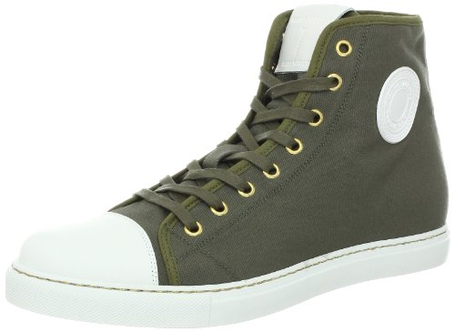 MARC Top Mens JACOBS JACOBS Military S87WS0051 High MARC nYdqnwtv