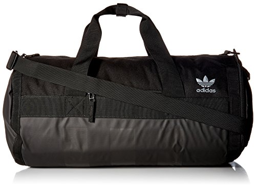adidas Originals Court Duffel Bag, Black, One Size