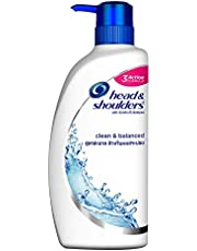 Head & Shoulders Clean and Balanced Anti-Dandruff Shampoo, 720ml